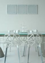 White Room Supper Club, City, London. European cuisine with a German influence.