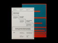 designeverywhere:  Swiss Federal Design Awards 2012 + 2013