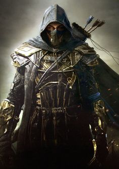 soluce The Elder Scrolls Online.You can find The elder scrolls and more on our website.soluce The Elder Scrolls Online. The Elder Scrolls, Elder Scrolls Online, Fantasy Armor, Medieval Fantasy, Character Inspiration, Character Art, Asesins Creed, Arte Ninja, Warrior Angel