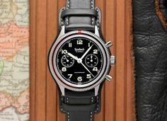 Hanhart - 417 ES chronograph | Time and Watches | The watch blog