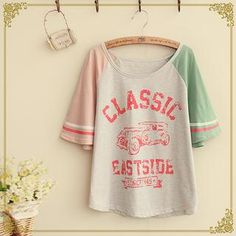 Buy 'Fairyland – Print Short-Sleeve T-Shirt' with Free International Shipping at YesStyle.com. Browse and shop for thousands of Asian fashion items from China and more!