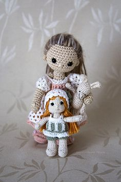 Simply Ami Mignonette - pattern by Beth Webber - crochet by Annie's Granny Design