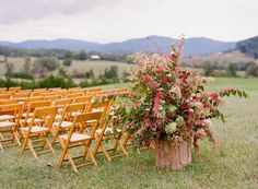 Floral design by Southern Blooms Photography by Jen Fariello