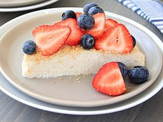 Hungry Girl: Make a Healthy, Patriotic Cheesecake for Fourth of July