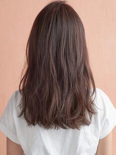 Haircuts Straight Hair, Haircuts For Medium Hair, Haircut For Thick Hair, Medium Hair Cuts, Long Hair Cuts, Medium Hair Styles, Short Hair Styles, Haircut Medium, Straight Brunette Hair