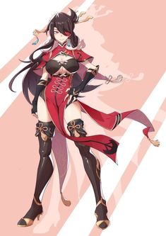 Game Character Design, Fantasy Character Design, Character Design References, Character Art, Anime Girl Hot, Anime Girl Neko, Anime Art Girl, Fantasy Characters, Female Characters