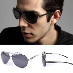 9cdc5488ad965 2014 new brand designer High-grade men s driving car bike Aviation polarized  sunglasses fishing eyewear
