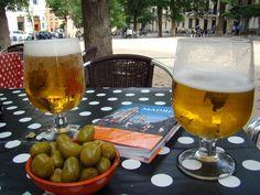 "Pause ""tapas y cerveza"" dans La Latina de Madrid"