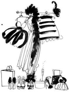 Illustration by Lovisa Burfitt
