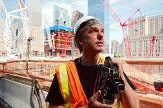 Early days on the World Trade Center site. Photo copyright © Joe Woolhead #worldtradecenter #newyork #rebuilding #rebuildingmovie #tradecenter
