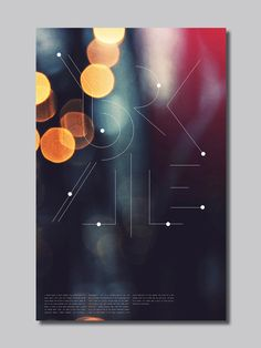 240 Posters on Behance