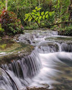 Panas Falls (New Corella, Davao del Norte, Mindanao, Philippines