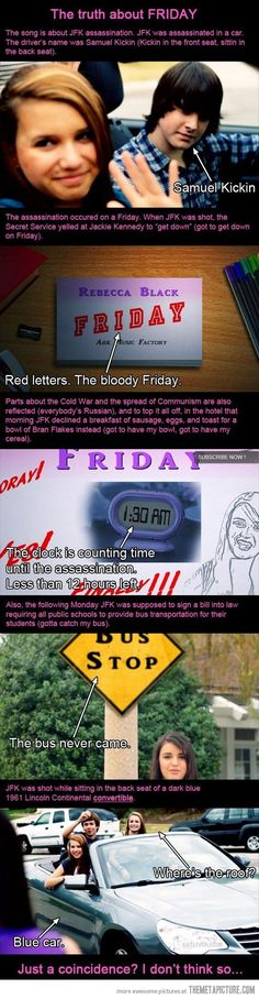 The truth about 'Friday'- Not funny, but not NOT funny