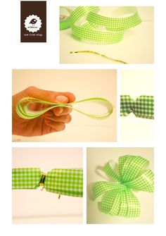 milanesa ribbon gift bow