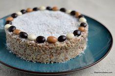 Romanian Desserts, Cata, Menu, Tiramisu, Food And Drink, Dessert Recipes, Sweets, Sugar, Snacks