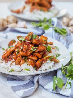 Mongolian Pork Stir Fry is a new spin on an old classic. Instead of flank steak, use Smithfield Boneless Center Cut Fresh Pork Loin to make this easy, weeknight meal. Stir Fry Recipes, Pork Recipes, Seafood Recipes, Asian Recipes, Ethnic Recipes, Fish Recipes, Paleo Recipes, Pork Tenderloin Recipes, Pork Loin