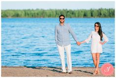 Toronto Distillery District   Cherry Beach Engagement Photos: Meera and Samir© 2015 Samantha Ong Photography samanthaongphoto.com | #distillerydistrict #engagementphotos