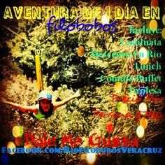 Vive la #aventura de un día en el río #filobobos http://www.facebook.com/RioFilobobosVeracruz #Megusta #Tlapacoyan #Veracruz
