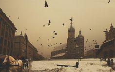 Krakow by Gerald Magublafix, via 500px