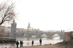 Karelsbrug, Praag, Tsjechië