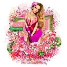 Rabbit Garden, Tiny Turtle, Fantasy Girl, Krystal, Bellisima, Seaside, Tropical, Bride, Scrap