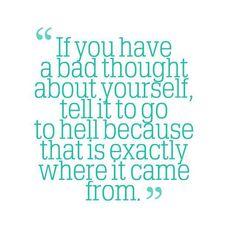 Self Esteem - Quote