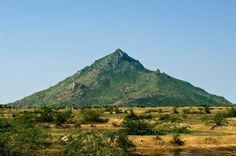 "Arunachaiala ""It is the heart of the world! May everyone know that it is the sacred and secret seat of Siva's heart"""