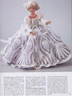 Robes de bouteille et de poupées en crochet - Photo 39 : Album photo - aufeminin.com : Album photo - aufeminin.com - aufeminin