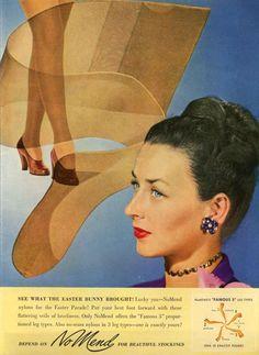 """Résultat de recherche d'images pour """"warner hosiery vintage"""""""