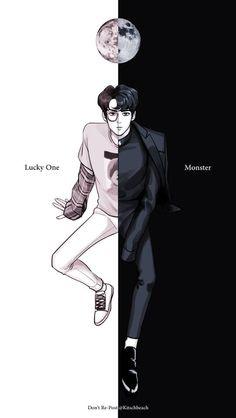 #SeHun #monster #luckyone