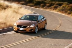 2012 Volvo S60 T5 Road Test