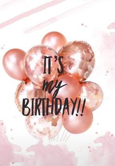 Happy birthday to me! Mix and Chic: Happy birthday to me! Happy Birthday To Me Quotes, Birthday Girl Quotes, Birthday Posts, Today Is My Birthday, 23rd Birthday, Its My Bday, Happy Birthday Images, Happy Birthday Wishes, Birthday Greetings