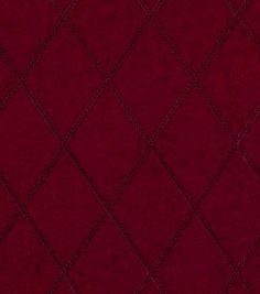 Home Decor Solid Fabric-Signature Series Stitch In Time Claret at Joann.com