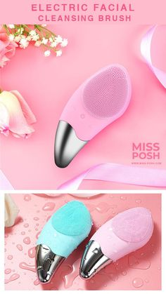 Beauty Corner, Facial Cleansing Brush, Glowing Skin, Skin Care, Skincare Routine, Electric, Cleaning, Amazing, Day Planners