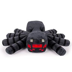 Minecraft - Large Plush - Spider Minecraft http://www.amazon.com/gp/product/B00FRIQBEE/ref=as_li_qf_sp_asin_il_tl?ie=UTF8&camp=1789&creative=9325&creativeASIN=B00FRIQBEE&linkCode=as2&tag=acenorris09-20&linkId=HQHLSX2P4PIWYE4J