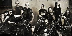 Sons of Anarchy Entertainment Center Sweepstakes. Visit GiveawayHop.com for more #sweepstakes and #giveaways