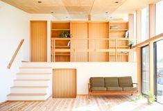 HAG /スキップハウス Loft, House, Furniture, Home Decor, Decoration Home, Home, Room Decor, Lofts, Home Furnishings