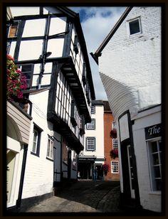 home sweet home. Shrewsbury.