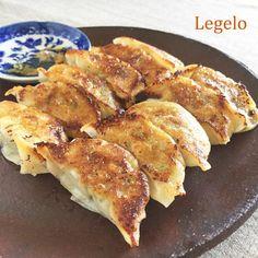 レタス 餃子 レシピ