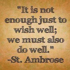 Image result for st ambrose prayer