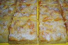 Erfrischender Ananas - Mandarine - Blechkuchen 1