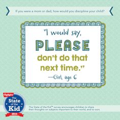 If only parenting was that easy... #StateOfTheKid