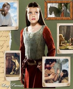 Georgie Henley - Lucy in Narnia