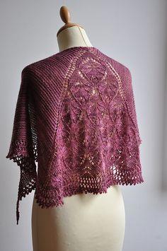 Ravelry: Canopée pattern by Christelle Nihoul