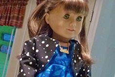 rec bks on AG doll clothes