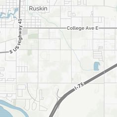 ruskin florida mapquest