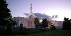 Columbus Ohio Temple, July 14, 2013 | LDS Temple Photography