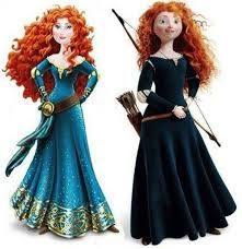 Merida, Brave's hero, gets a Disney makeover. Petition to let Disney know that our girl's hero's don't need to look sexy for you. Fuck Disney, I'm pissed. Brave Merida, Merida Disney, Disney Love, Walt Disney, Disney Stuff, Disney Ideas, Disney Frozen, Brave Disney Princess, Disneyland Princess