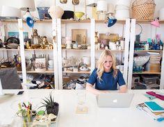 Emily Henderson's career in interior design