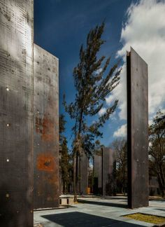 Inauguran el Memorial a las Víctimas de la Violencia - arquitectura Obrasweb.mx